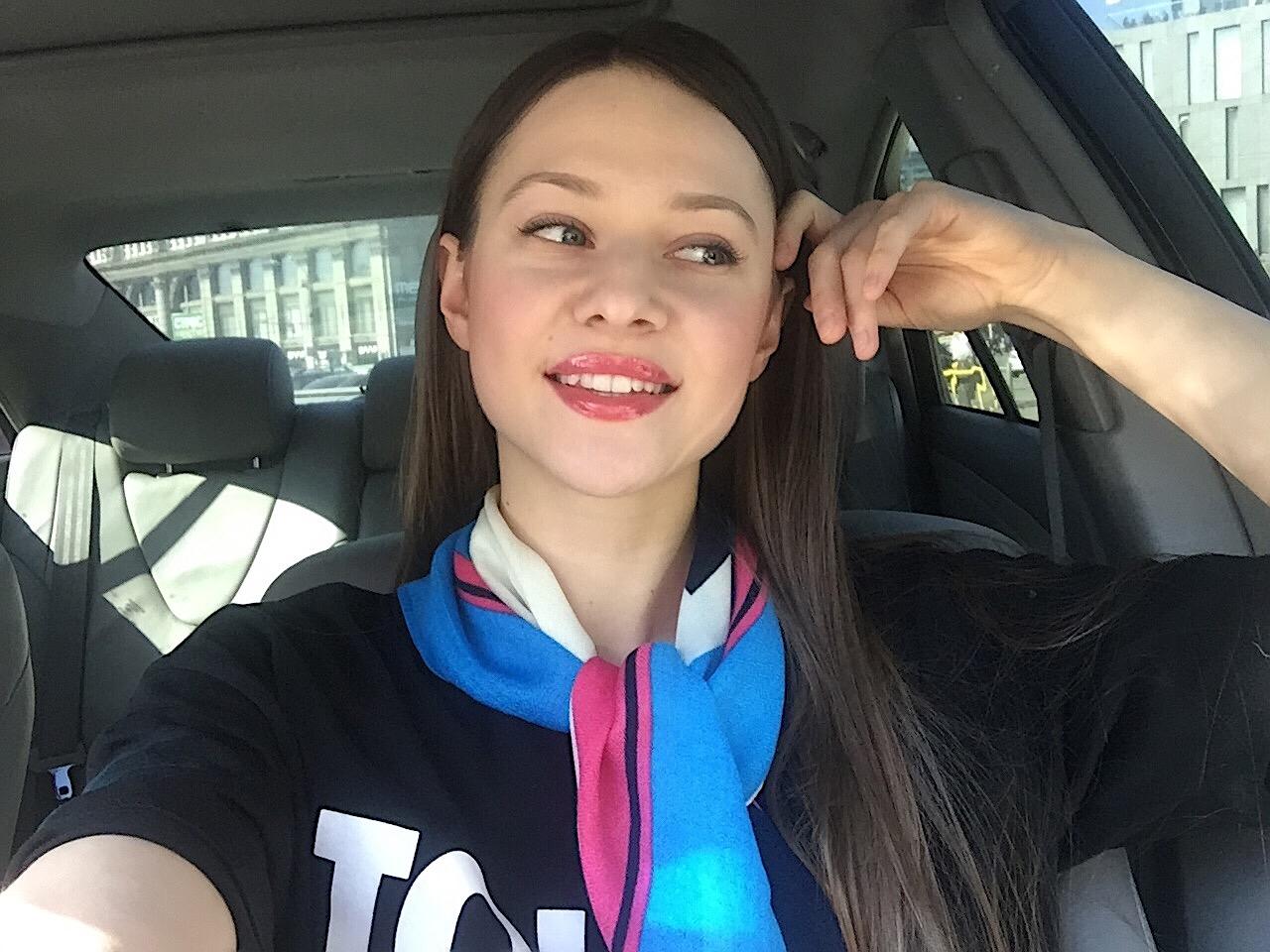 Smile👄 - artist, speaker, blogger Tanya She